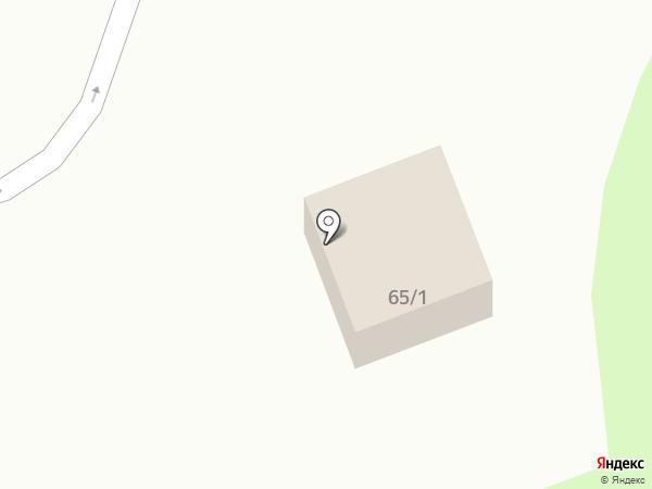 ЭкоГаз на карте Бийска