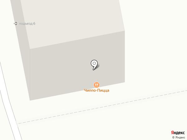 Чиппо-Пицца на карте Бийска