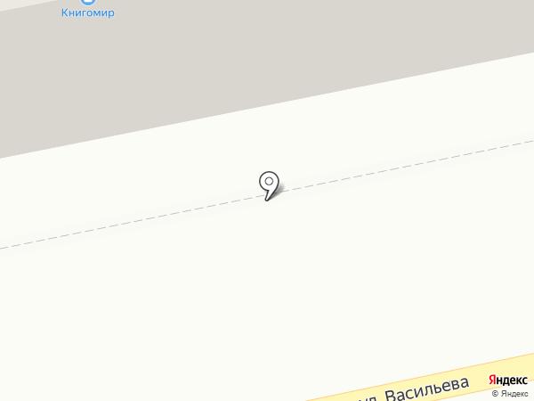 КБ Восточный банк на карте Бийска