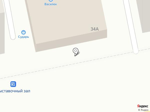 Магазин мобильных телефонов и аксессуаров на карте Бийска