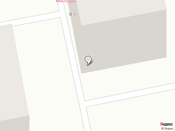 Моя студия на карте Бийска