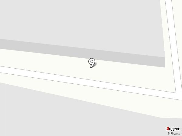 Гаражно-строительный кооператив №16 на карте Бийска