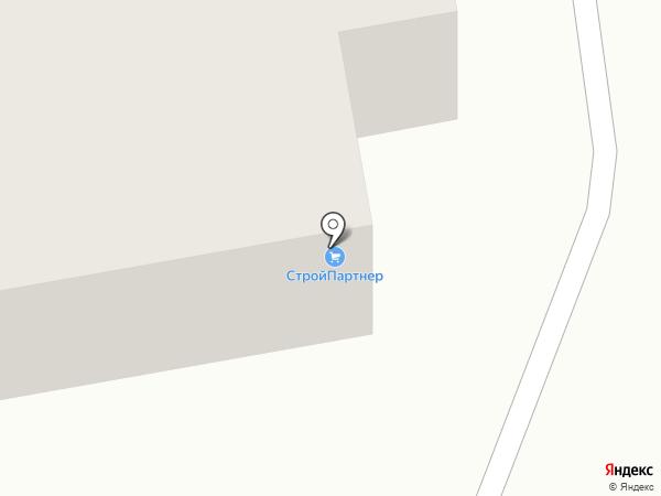СтройПартнер на карте Бийска