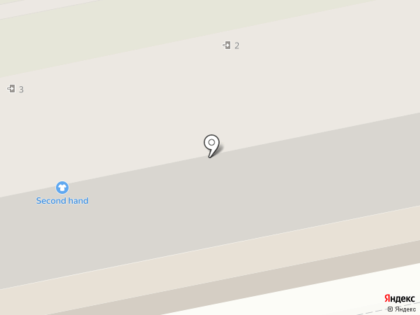 Lost на карте Бийска