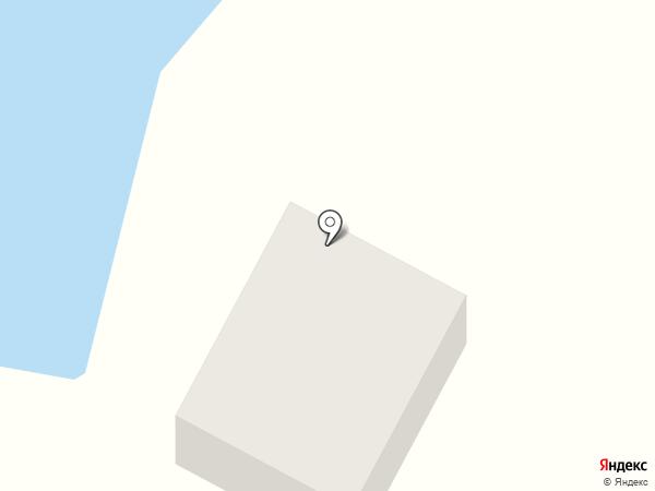 Смоленский карьер на карте Усть-Катуни