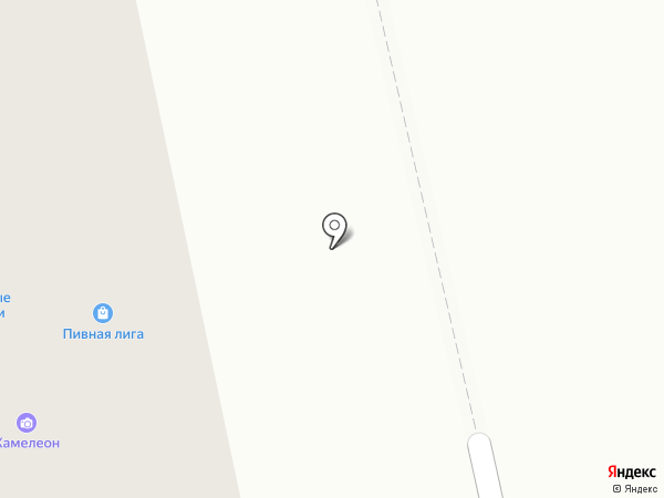 Студенческая на карте Бийска