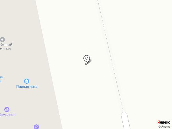 Zoom на карте Бийска