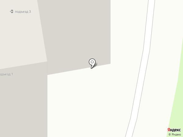 Бийский котельщик на карте Бийска