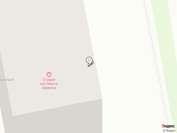 Лечебно-диагностическая клиника на карте Бийска