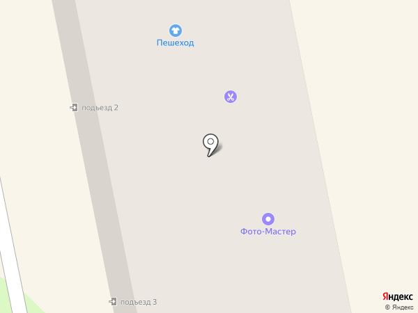 Полиграф-М на карте Бийска