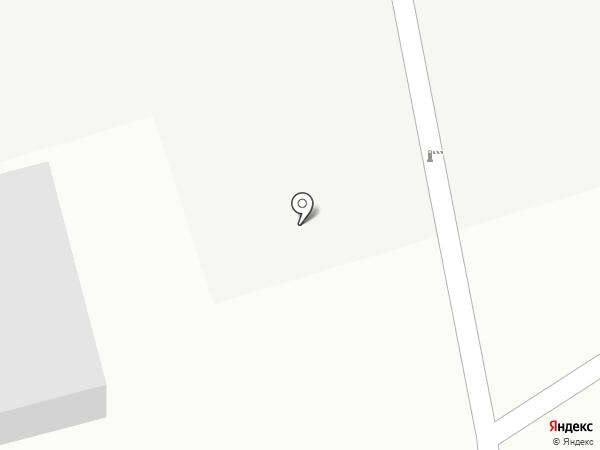Кирпичный завод и К на карте Бийска
