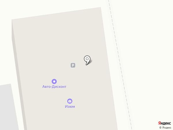 Диёр на карте Бийска