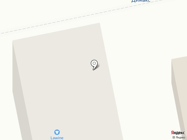 Lawine на карте Бийска