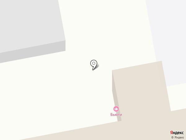 Карапузики на карте Бийска