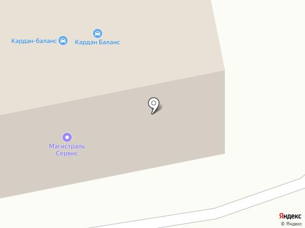 Улей на карте Бийска