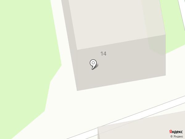 Магазин автозапчастей для BMW на карте Бийска
