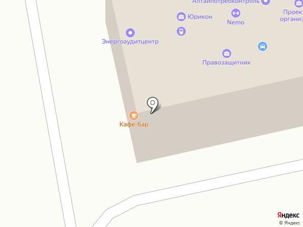 Артстрой-М на карте Бийска