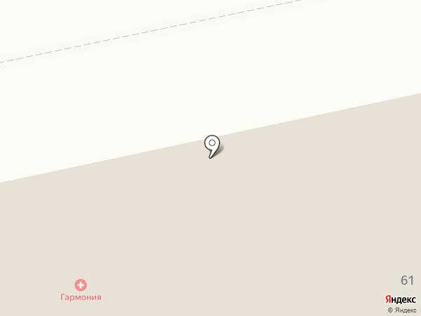 Международный автоклуб на карте Бийска