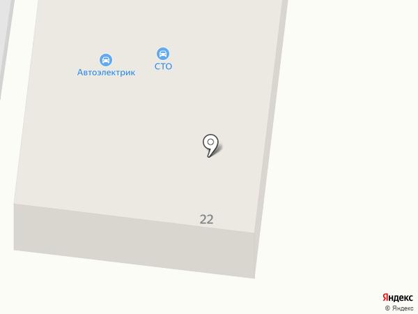 Бочка на карте Бийска