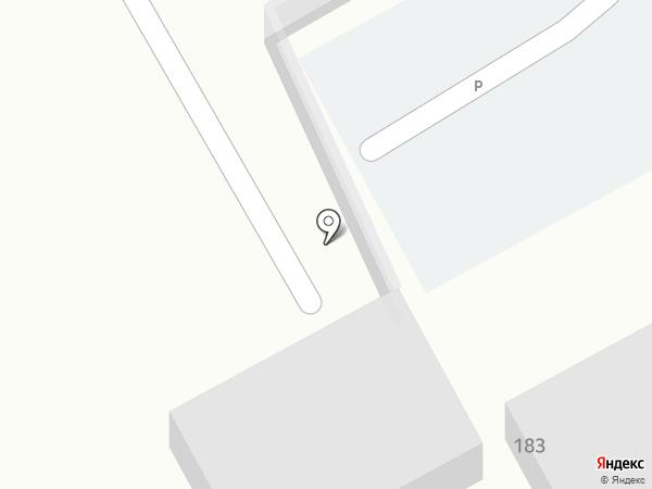 Шиномонтажная мастерская на карте Бийска