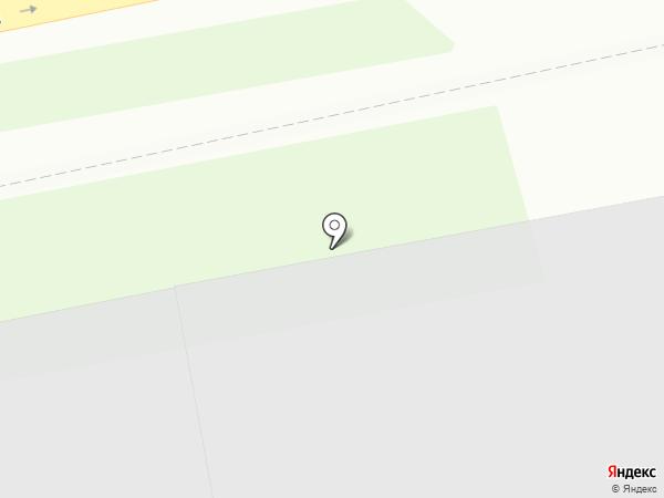 Бийский Завод Строительных Материалов на карте Бийска