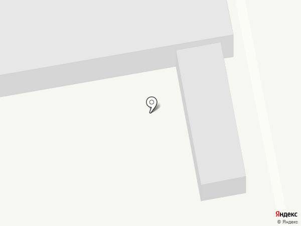Автотерминал на карте Бийска