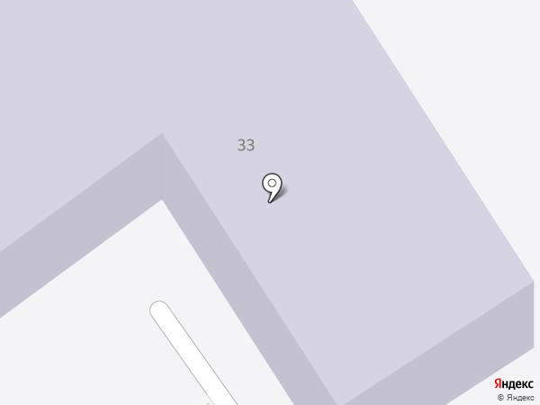 Детский сад на карте Корнилово