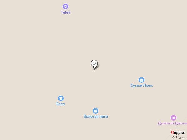 TELE2 на карте Бийска