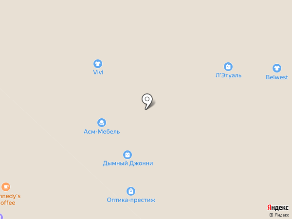 VAPE IMPERIA на карте Бийска