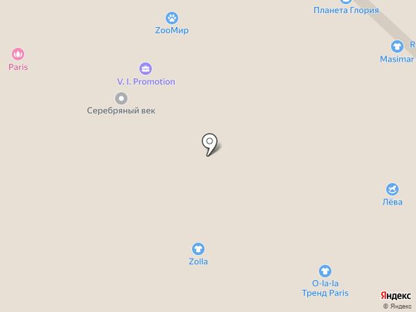 МНОГО МЕБЕЛИ на карте Бийска