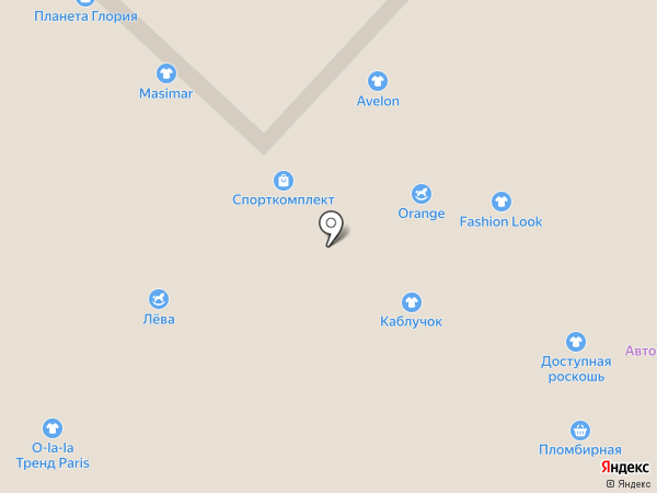 Smile Waffle на карте Бийска