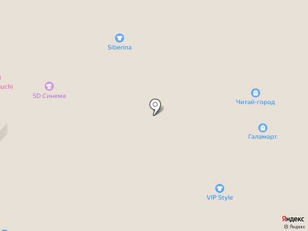 Карат на карте Бийска