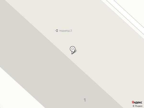 Монтажник на карте Бийска