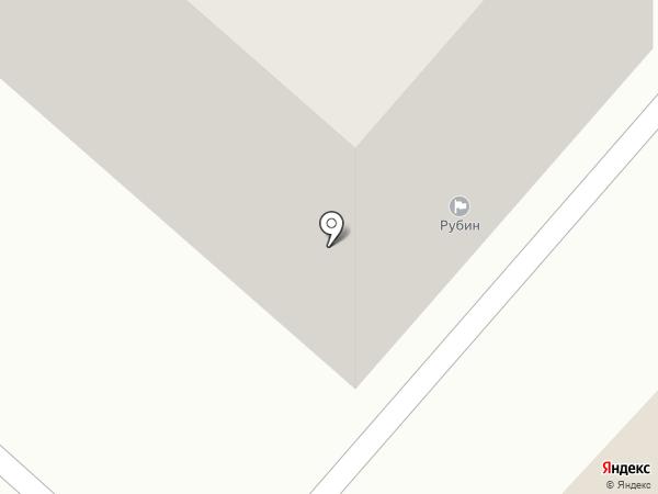 АМАРЕ БАНЬО на карте Бийска