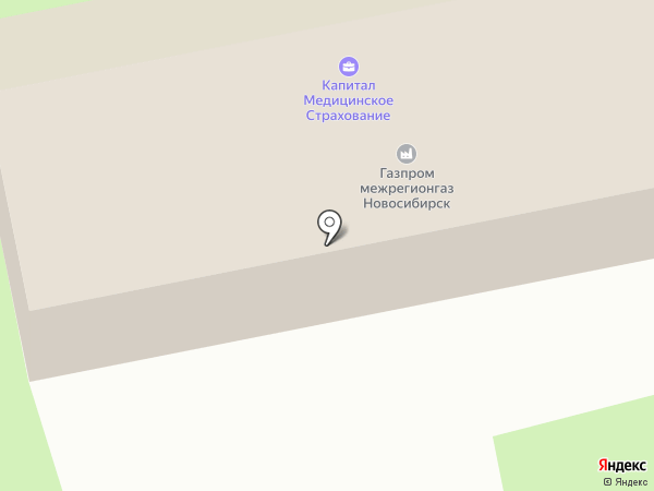 Зап-СибТранстелеком, ЗАО на карте Бийска