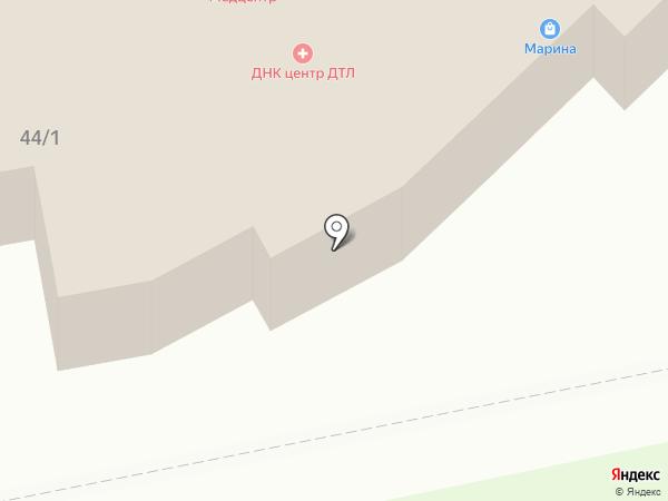 Лор-кабинет на карте Бийска