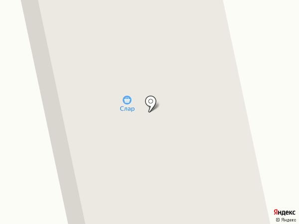 Перекресток на карте Бийска