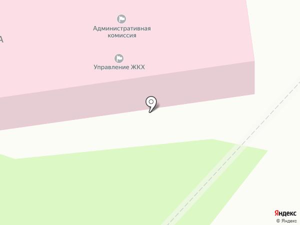 Управление ЖКХ, благоустройства и дорожного хозяйства Администрации г. Бийска на карте Бийска