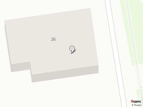 У Жанны на карте Бийска