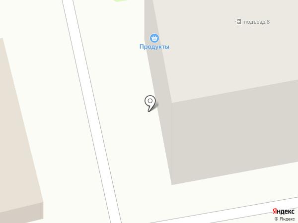 Эдельвейс на карте Бийска