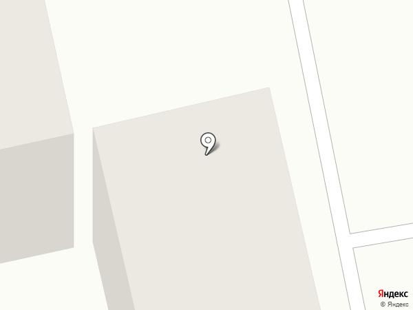 Ирокез-Охрана на карте Бийска