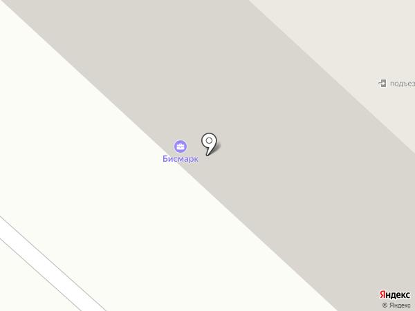 Алгол на карте Бийска