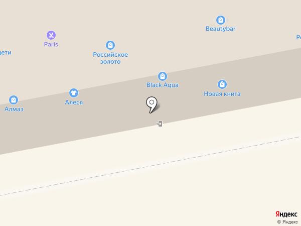 Окуляр на карте Бийска