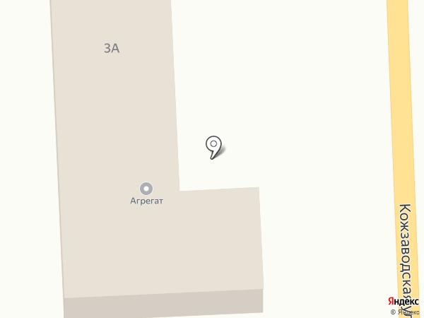 Изба на карте Бийска