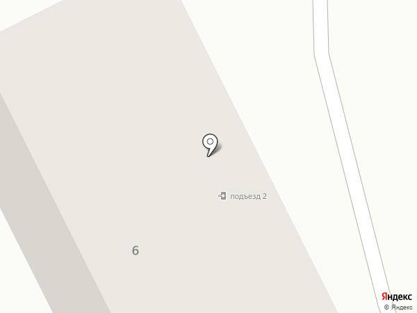 Служба эвакуации на карте Бийска