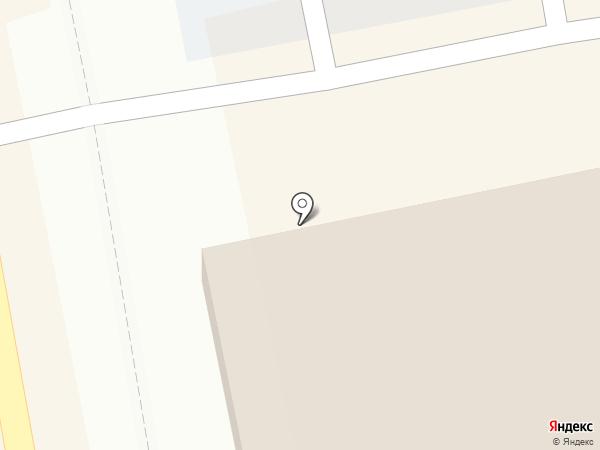 Магазин женской верхней одежды на карте Бийска