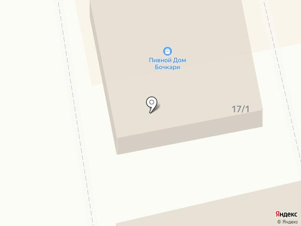Рико-корзинка на карте Бийска