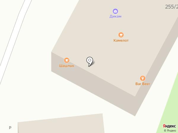 ANDROMEDA на карте Бийска