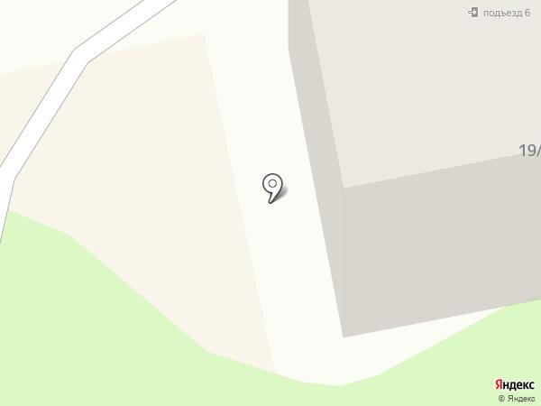 Кристи на карте Бийска