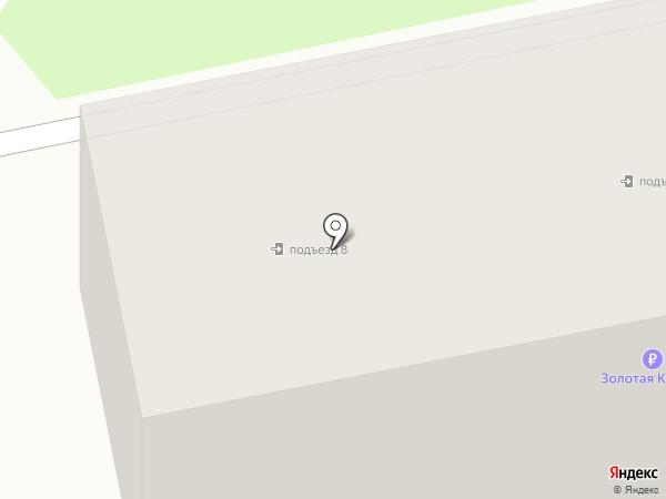 Автодок на карте Бийска